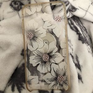 Kate Spade Iphone 7 + or 8 + Case